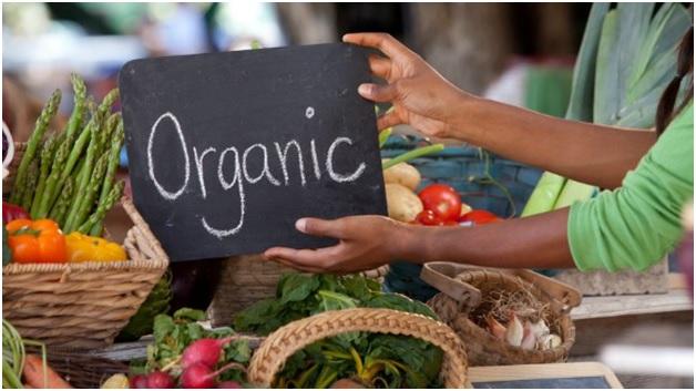 کشت ارگانیک سبزیجات