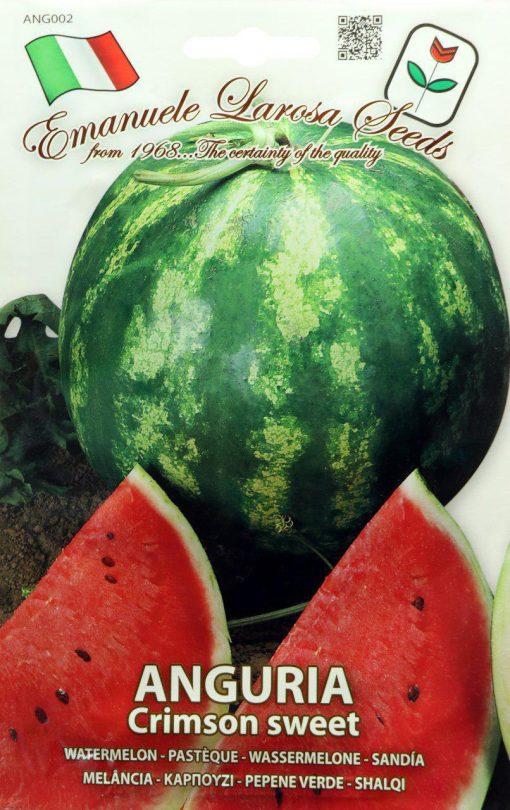 بذر هندوانه کریسمون سوئیت ایتالیایی