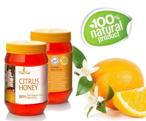 عسل بهار نارنج