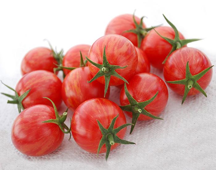 بذر گوجه فرنگی گیلاسی صورتی