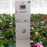 کنترل دیجیتال گلخانه