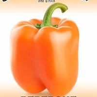 بذر فلفل دلمه نارنجی