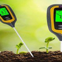 افزایش اسیدیته خاک